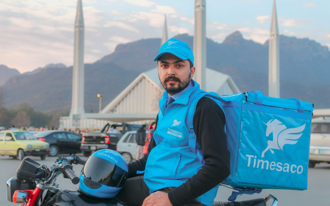 Timesaco Introduced 'Buraq' A New Taxi Service In Pakistan